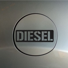DIESEL Army Style Sticker Vinyl Decal Truck SUV Off Road 4X4 Fuel Gas Cap Tank