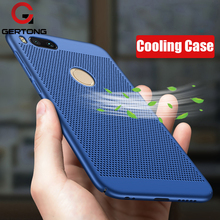 Buy GerTong Heat dissipation Phone Hard Back PC Case Xiaomi Mi A1 Mi 5 5C 5S 5X Mi6 Cover Redmi 5A 4A Note 4 4X 3S Protect Cases for $1.10 in AliExpress store