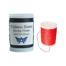 "High Quatity profession Bow string Serving thread 120m/Roll 0.02"" Thickness for Various Bow string Archery Supplies"