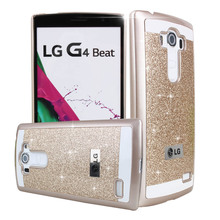 Fashion Luxury Phone Case For LG G2 G3 G4 Hard Flash Plastic Case Diamond Bling Crystal shell Back Mobile Cover For LG G4 G3 G2