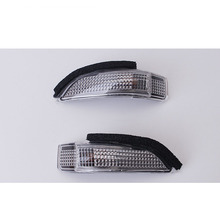 One Pair Car Rearview Rear View Turn Signal Turn Mirror LED Light Lamp Fit for Toyota Camry Corolla Yaris Allion Aurion 12