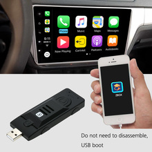 Car Android Stereo Smart Assistant CarPlay Module Dongle Adapter USB Interface for iPhone(China)