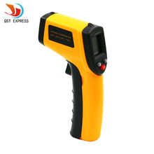 1Pcs ABS LCD Digital Display GM320 Infrared Thermometer Laser Temperature Tester Non-contact / Hand Tools