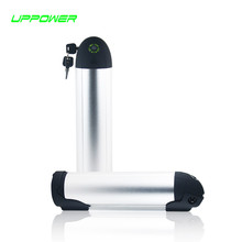 US EU Free Tax Electric Bike Battery 36V 15AH Water bottle 18650 li ion Battery 36V 500W E-Bike kettle battery with Charger+BMS