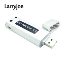 Larryjoe New Digital Freeview USB 2.0 DVB-T HDTV TV Dongle Tuner Recorder Receiver for Laptop PC Drop Shipping(China)