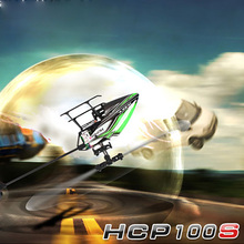 HISKY HCP100S Main Motor and Tail motor are brushless motor 3D 6CH RC Helicopter BNF or RTF