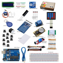 OSOYOO Ultimate RFID Master Starter Kit With UNO R3 Board for Arduino + USB Cable + RC522 Module(China)