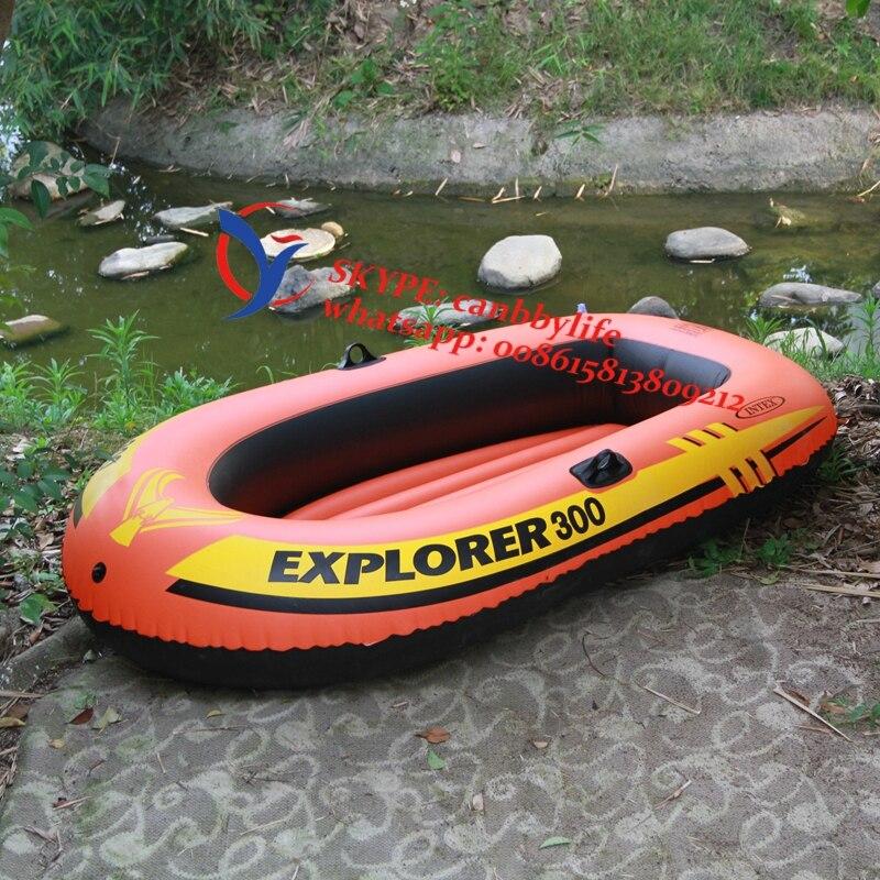 резиновая лодка для бассейна