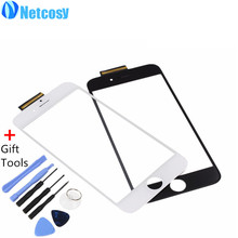 Netcosy Touch Screen Digitizer Front Touch Panel Glass Lens for iPhone 6s TouchScreen Replacement + Gift Tools Phone Accessories(China)