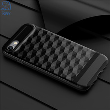 Buy KRY Phone Cases iPhone 8 Case Full Protective Soft TPU Hard PC Material Back Cover iphone 7 Case Anti-knock Cases Capa for $2.99 in AliExpress store