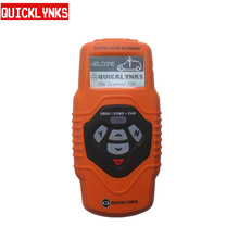 QUICKLYNKS OBDII Scanner T55 Free Update on Internet Engine/Airbag/ABS/Auto Trans Tool Multilingual English/German(China)
