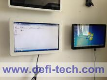 DefiLabs 10 points 42 inch IR touch monitor without computer(China)