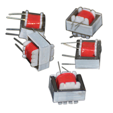 10pcs Double-wire Winding Audio Transformers 600:600 Ohm Europe 1:1 EI14 Isolation Transformer(China)