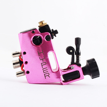 Tattoo Machine High Quality Stigma Hyper V3 Tattoo Machine Pink Color Rotary Gun For Shader And Liner Free Shipping