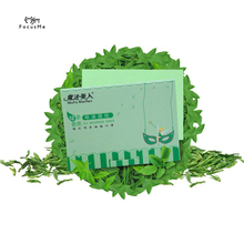 Buy FM Facial Absorb Paper Green Tea Fragrance Woman Facial Natural Blue Facial Mask Beauty Tools for $1.29 in AliExpress store