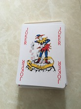 Big King Poker Cards Huge size triple double fourfold playing board game(China)