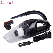 Tiptop New 12V 120W Suction Mini Vehicle Car Handheld Vacuum Dirt Cleaner Wet & Dry_KXL0713(China)