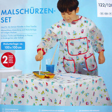 Waterproof PEVA Baby Gowns for Children Paint Clothes baby Feeding Eating Playing Aprons Artists Classroom Painting Aprons Smock