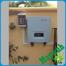 The Best String Solar Grid Tie  Inverter 4KW, 220VAC, 50Hz/60Hz ,97%High efficiency, High quality, For Solar Home System