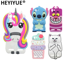 For Lenovo Vibe K5 Case Batman Cigarettes Stitch Minnie Mouse Sulley Tiger Ice Cream Cases For Lenovo K5 Plus / Lemon 3 A6020(China)