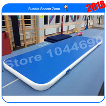 Free shipping 6*2m inflatable gym air track,inflatable air track gymnastics(China)