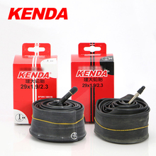 Original Kenda Bike Inner Tube Bicycle Tires Cycling Inner Rubber Tube 29*1.9/2.3 American and French Valve Cycling Accessories