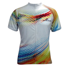 JESOCYCLING Men's New Design Cycling Jersey Short Sleeve Spring And Summer Cycling Clothing Cycling Shirts Free Shipping(China)
