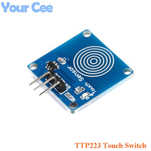 DIY Kit Parts TTP223B Digital Touch Sensor Capacitive TTP223 Touch Switch Module