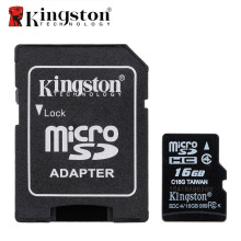 Kingston Micro SD Card Memory Card 8GB 16GB Class 4 Microsd Cartao de Memoria Tarjeta Micro SD 8 GB 16 GB for MicroSDHC Device