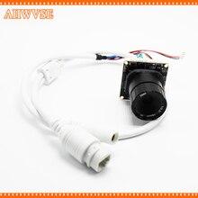 AHWVSE H.265 Hi3516E 1080P IP Camera module Board CS LENS 16mm lens XMEYE ONVIF H264 Mobile Serveillance IRCUT DIY Camera