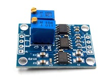 AD620 Microvolt MV Voltage Amplifier Signal Instrumentation Module Board 3-12VDC New Arrival(China)