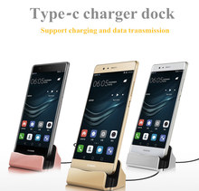 Desktop Charger Dock with USB Data cable Stand Station Cradle Charge Dock For Huawei p9/lg g5/Nexus 5X / 6P/htc m10/letv/xiaomi(China)