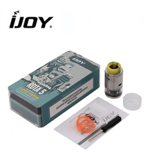 IJOY RDTA 5 4ml ijoy rdta Tank VS ijoy combo rdta limitless rdta Innovative Top Fill System atomizer tank