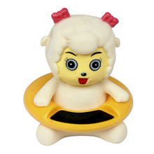 Kid Bath Toy Infant Temperature Water Thermometer Sheep Pattern Baby Bath Thermometer Baby Tub Toy Temperature Tester