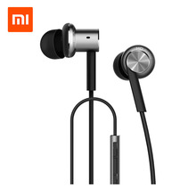 2017 Original Xiaomi Hybrid Pro HD Stock Earphone Mic Remote Headset Redmi Red Mi Mobile Phone In-Ear - Shenzhen Super-Deal Technology Co., Ltd. store