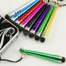1000pcs Baseball Stylus Pen Portable Design for all Capacity Screen Device High Sensitive ultra-soft tip anti-scratch via DHL(China)