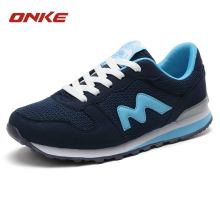 Buy Spring Autumn Running Shoes Men Women Sneakers Breathable Mesh Lovers Sports shoes Walking Running Outdoor Trekking Sneaker for $23.81 in AliExpress store