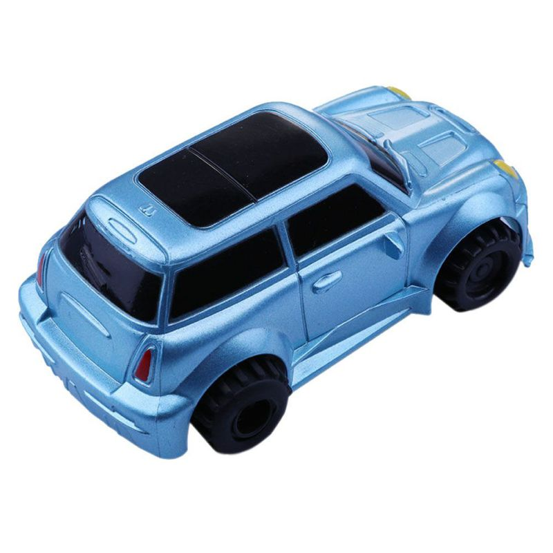 1pcs Mini Magic Pen Inductive Toy Car Model Series Puzzle Follow Any Line You Draw Toys For Children Boys Kids Birthday Gift 10