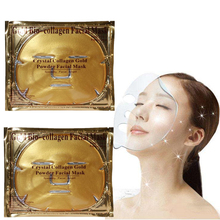 5pcs/lot alibaba best selling beauty   skin care  products Gold Bio - Collagen  Facial mask