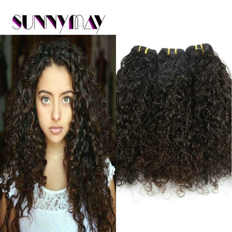 7A Brazilian Tight Curly Virgin Human Hair 3Pcs/lot Bundles Top Quality Aliexpress100% Unprocessed 100g/pcs Hair Extensions Weft<br><br>Aliexpress