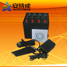 Mini 4 channels GSM Modem for SMS and Recharge q2303 modem pool(China)