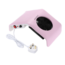 Anself Pro Salon Nail Dust Collector 30W Strong Fan Nail Art Tool Vacuum Cleaner Suction Dust Collector Machine EU/US/UK Plug(China)