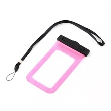 1Pc Waterproof Underwater Dry Pouch Bag Case Cover For All Cell Phone Newest