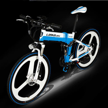 Electric bicycle/36V/8.8A~12.8A/250W/The lithium battery Mountain bike folding Convenient to carry car luxury bicycle/tb310903