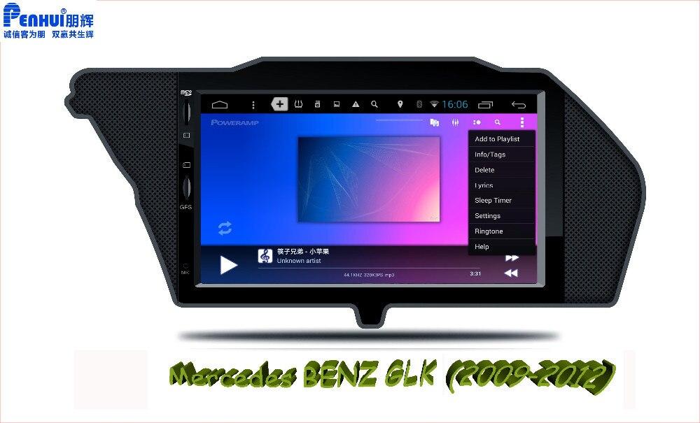 Benz GLK power amp
