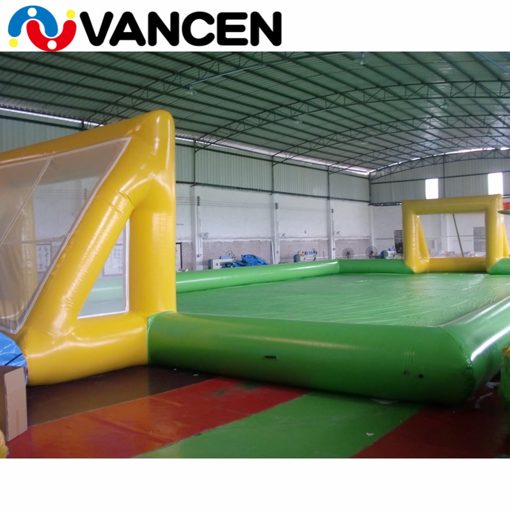 inflatable soccer field12