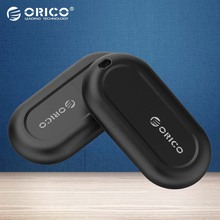 ORICO Fashionable Portable Mini USB Bluetooth 4.0 Adapter Receiver for Laptop Desktop PC Black-(BTA-408)