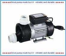 LX JA50 spa bathtub whirlpool pump with 0.5HP 220V 50HZ or 60HZ as circulation pump for AMC Winer Spa, Chinese Spas, Spa Serve.(China)