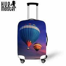 Travel Accessories Waterproof Luggage Cover Can be Customized Suitcase Protective Covers Dust Case Cover for 18-30 Suitcase(China)