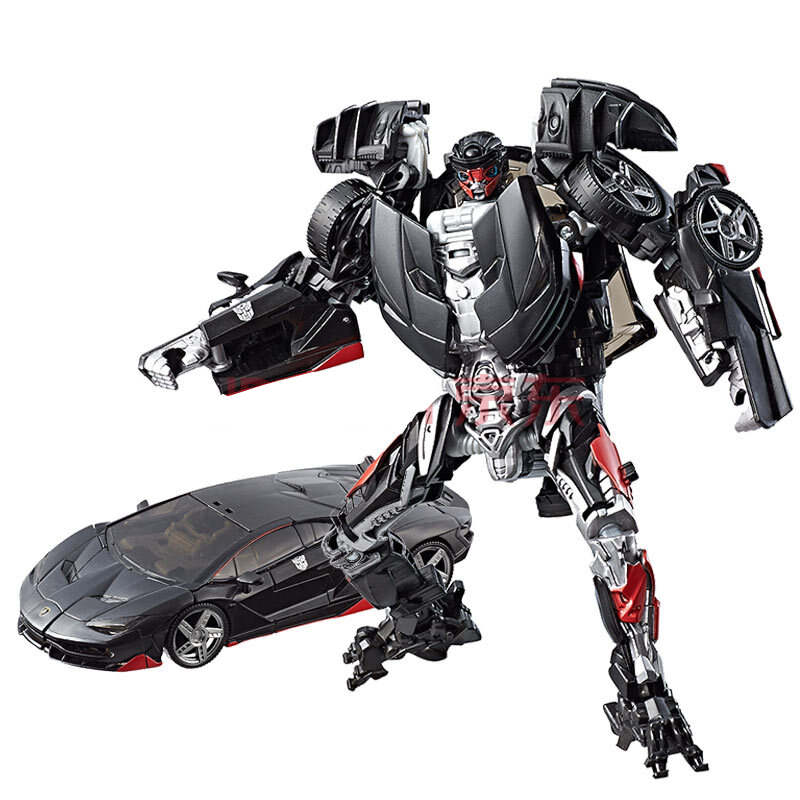 Hasbro Transformers 5 movie classic enhanced series of childrens toys Hot Rod<br>